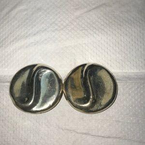 Silver 925 Vintage Earrings